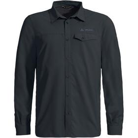 VAUDE Rosemoor LS Shirt Men phantom black
